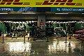 Formel 1 Sotschi, 3. Training abgesagt: Regen zu stark