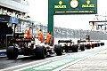 Formel 1 LIVE aus Sotschi: Qualifying im Regen JETZT