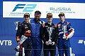 Formel 2 - Russland - Rennen 16-18