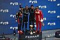 Formel 1 - Russland GP - Atmosphäre & Podium