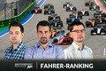 Formel 1 Fahrernoten Sotschi: Hamilton weit vom Sieg entfernt