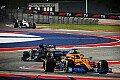 Formel 1 - USA GP - Freitag