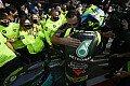 Valentino Rossi: Emotionaler Abschied aus Misano mit P10