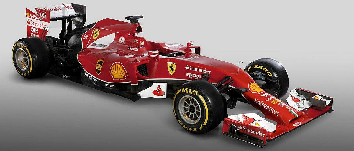 So sieht der neue Ferrari aus, Foto: Ferrari