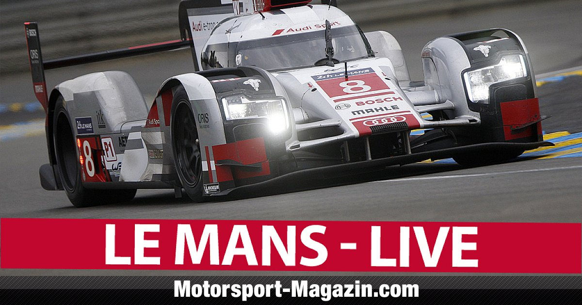 live das rennen in stream und ticker 24 h von le mans. Black Bedroom Furniture Sets. Home Design Ideas