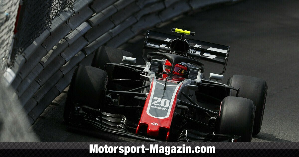 formel 1 monaco 2018 haas erkl rt deshalb debakel im. Black Bedroom Furniture Sets. Home Design Ideas