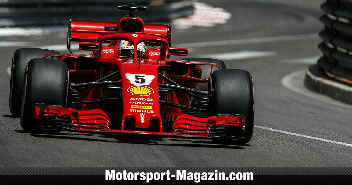 monaco 2018 vettel nach quali niederlage bin reifen sensibel. Black Bedroom Furniture Sets. Home Design Ideas