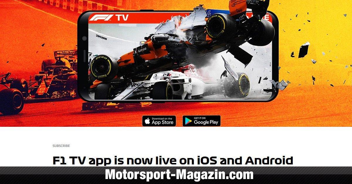 Formel 1 Tv Pro
