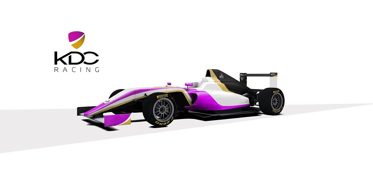 So könnte das Formel-4-Rennauto von Kaltenborns Team KDC Racing aussehen, Foto: KDC Racing