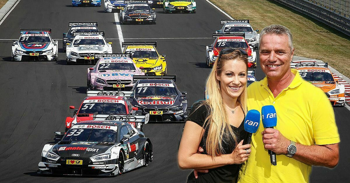Die DTM wechselt nach 18 Jahren ARD ab 2018 zu Sat.1, Foto: Motorsport-Magazin.com/Collage