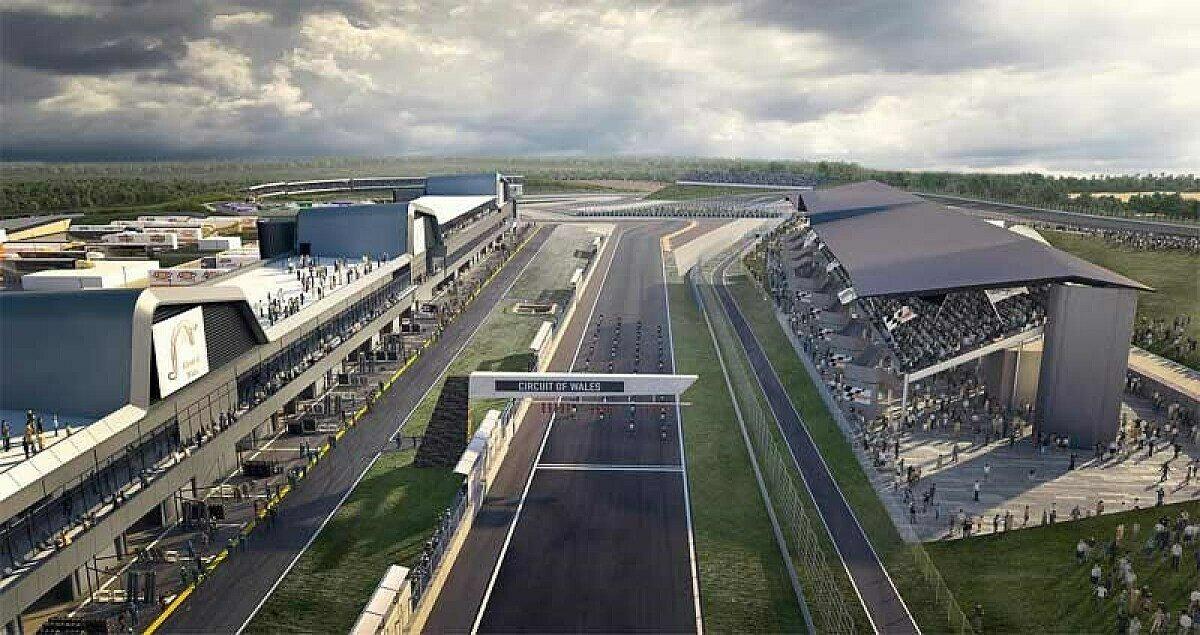 Ist die Zukunft für den Circuit of Wales nun endgültig geplatzt?, Foto: Circuit of Wales