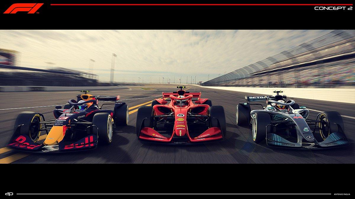 Wie sieht die Formel 1 ab 2021 aus?, Foto: FOM