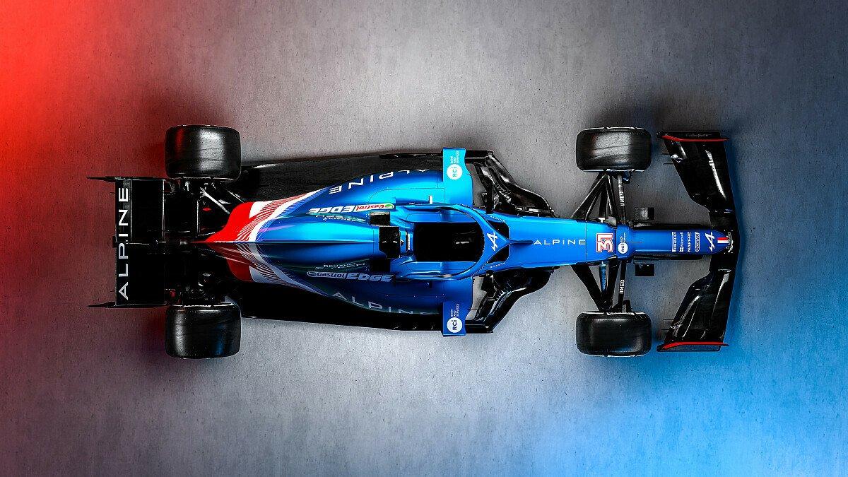 Alpine präsentiert heute ihr erstes Formel-1-Auto, Foto: Alpine F1 Team