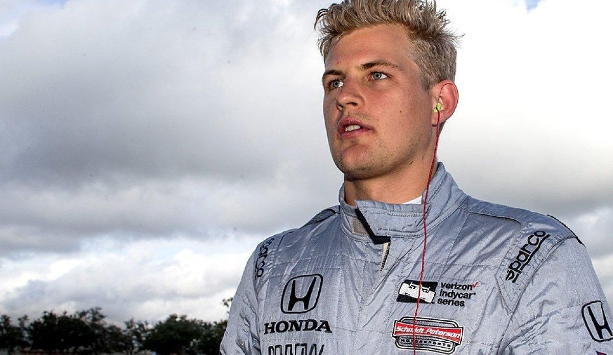 Marcus Ericsson fühlt sich nach dem Formel-1-Aus in der IndyCar sofort wohl, Foto: IndyCar