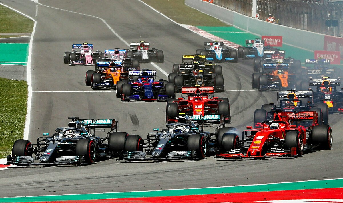 Corona: Formel-1-Rennen in Zandvoort, Spanien, Monaco abgesagt, Foto: LAT Images