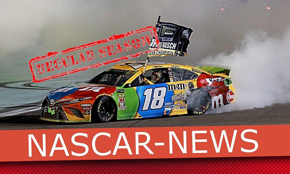 Donuts gehören zur NASCAR wie Lucky Dogs und die Victory Lane, Foto: LAT Images/MSM