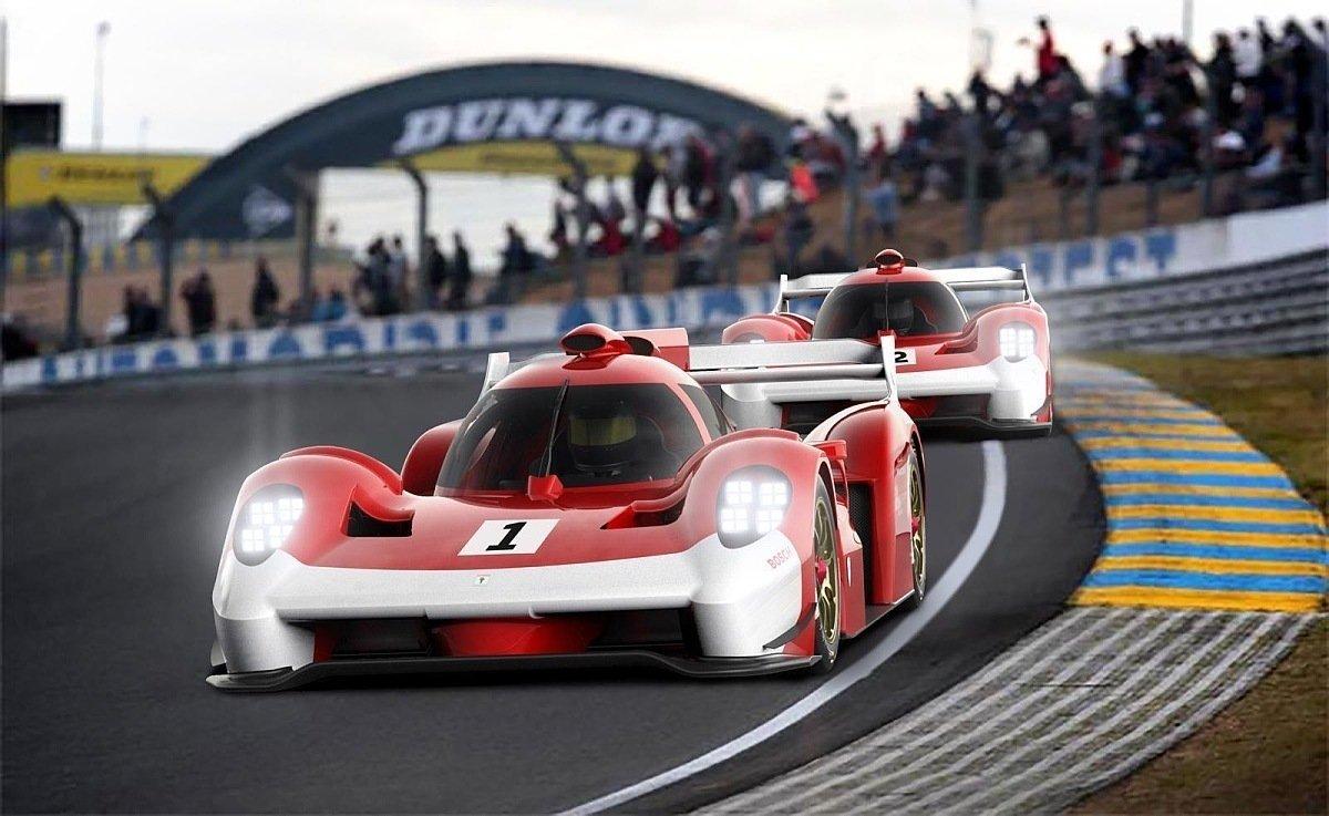 Glickenhaus meint es ernst mit dem Angriff auf die Le-Mans-Krone, Foto: Scuderia Cameron Glickenhaus