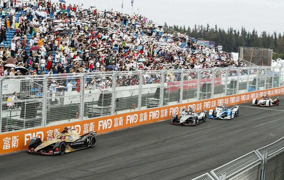 Jean-Eric Vergne ist zurück! Sieg beim Sanya ePrix der Formel E, Foto: LAT Images