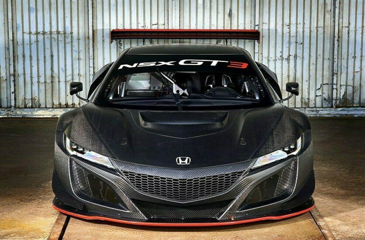 2018 weltweit unterwegs: Der Honda NSX GT3, Foto: Honda