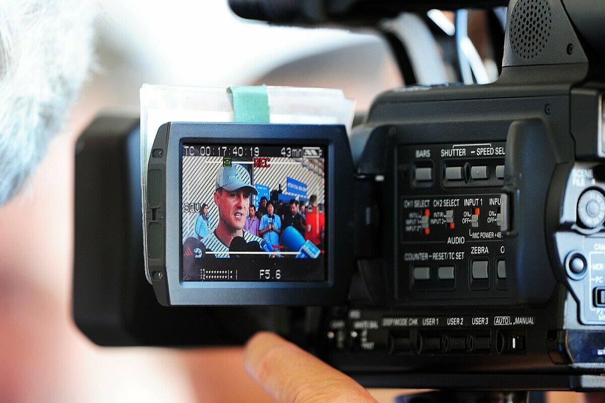 Michael Schumacher liegt nach seinem Ski-Unfall weiter im künstlichen Koma, Foto: Sutton