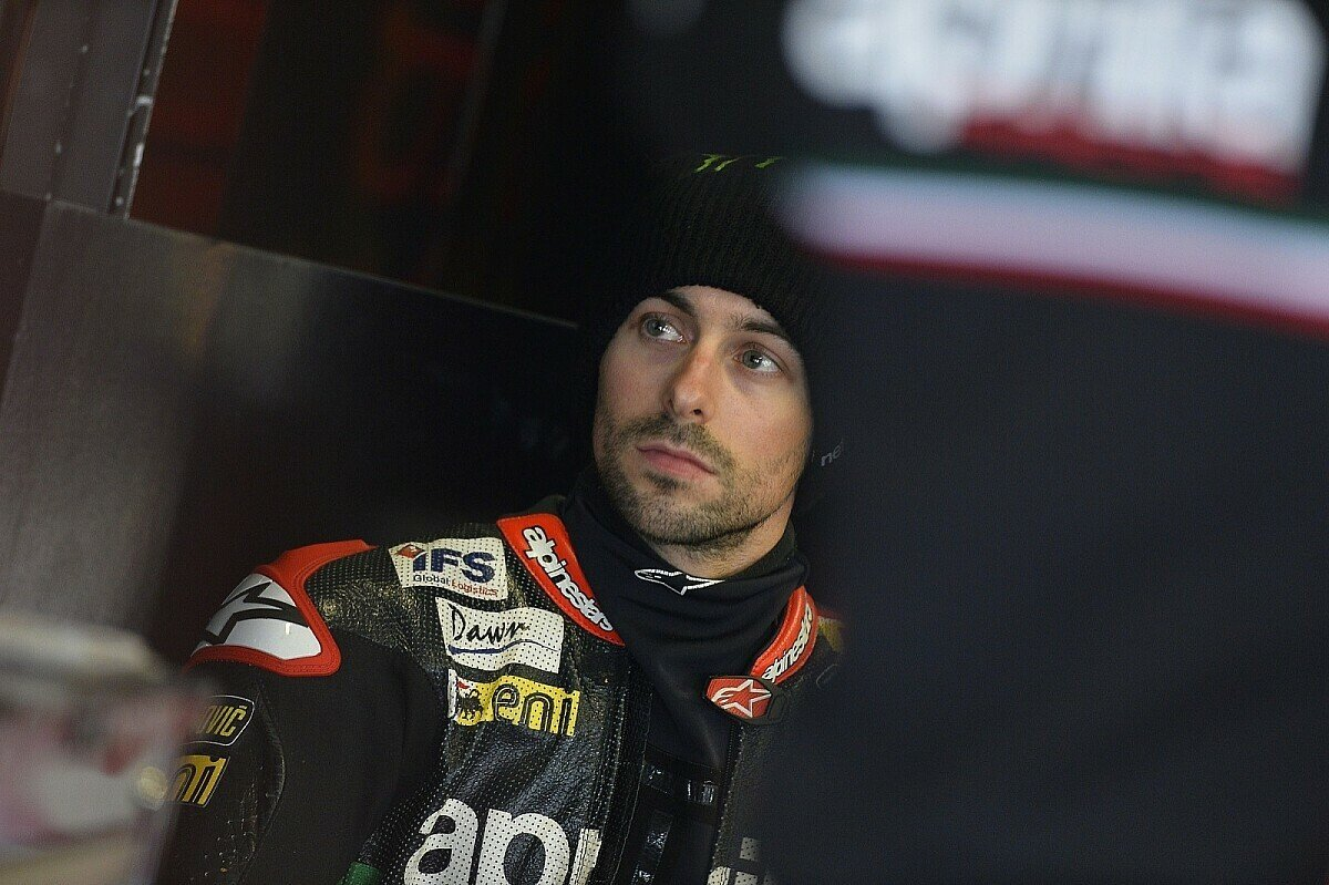 Eugene Laverty will in die MotoGP, Foto: Dorna WSBK