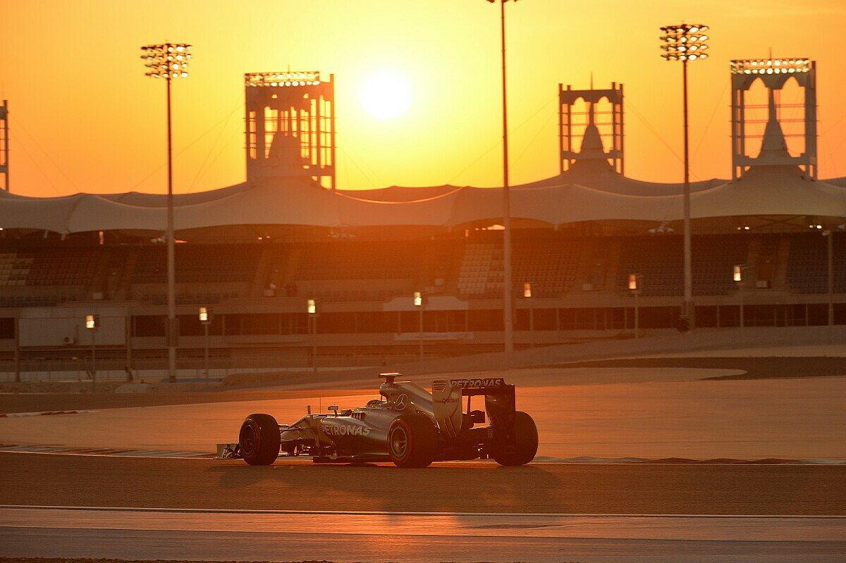 Fährt Mercedes alle in Grund und Boden?, Foto: Sutton