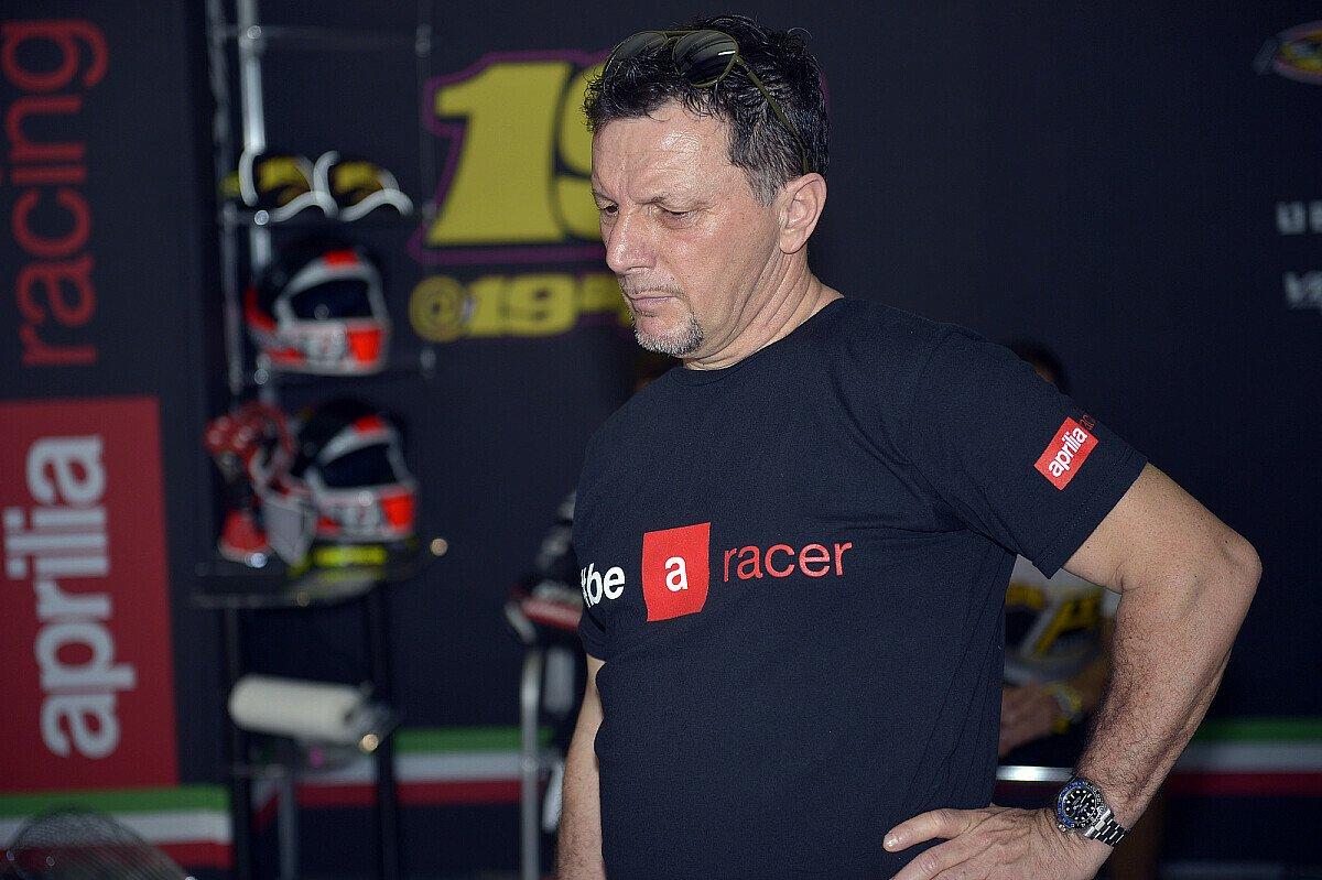 Fausto Gresini soll es bald wieder besser gehen, Foto: Milagro