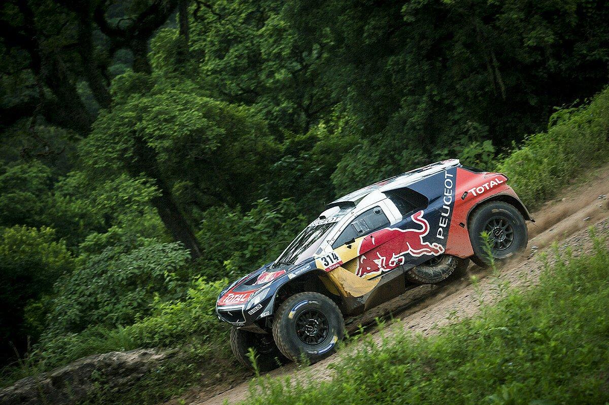 Sebastien Loeb dominierte erneut als Rookie, Foto: Red Bull