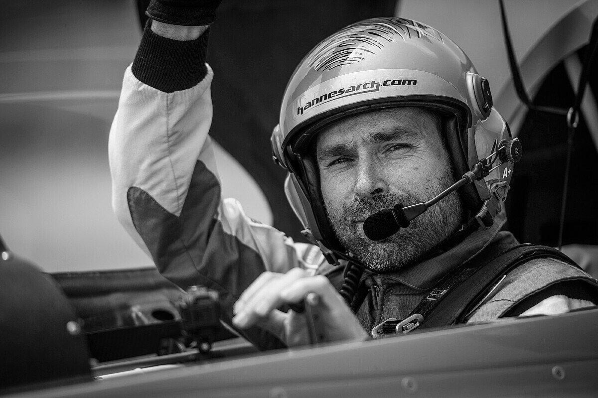 Hannes Arch ist bei einem Hubschrauber-Absturz gestorben, Foto: Red Bull