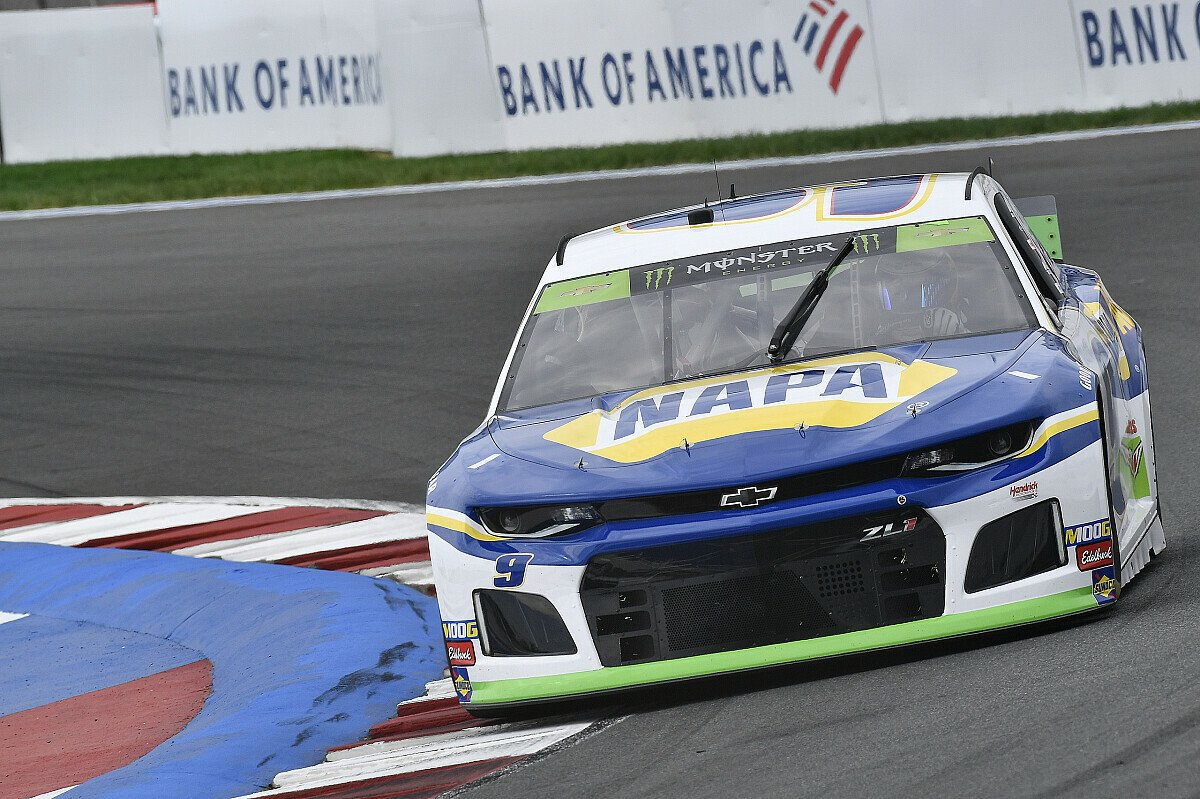 King of the Road: Chase Elliott, Foto: LAT Images