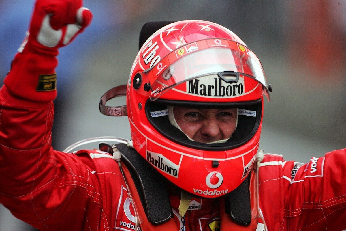 Michael Schumacher kämpft um sein Leben, Foto: Sutton
