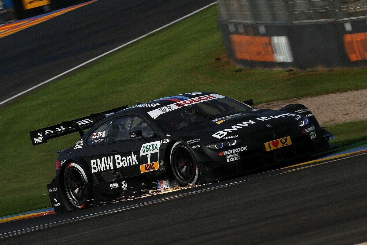 Bruno Spengler fuhr an den Top-10 vorbei, Foto: BMW AG
