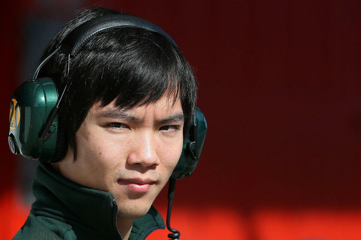 Ma Qing Hua bringt Erfahrung aus der Formel 1 mit, Foto: Sutton