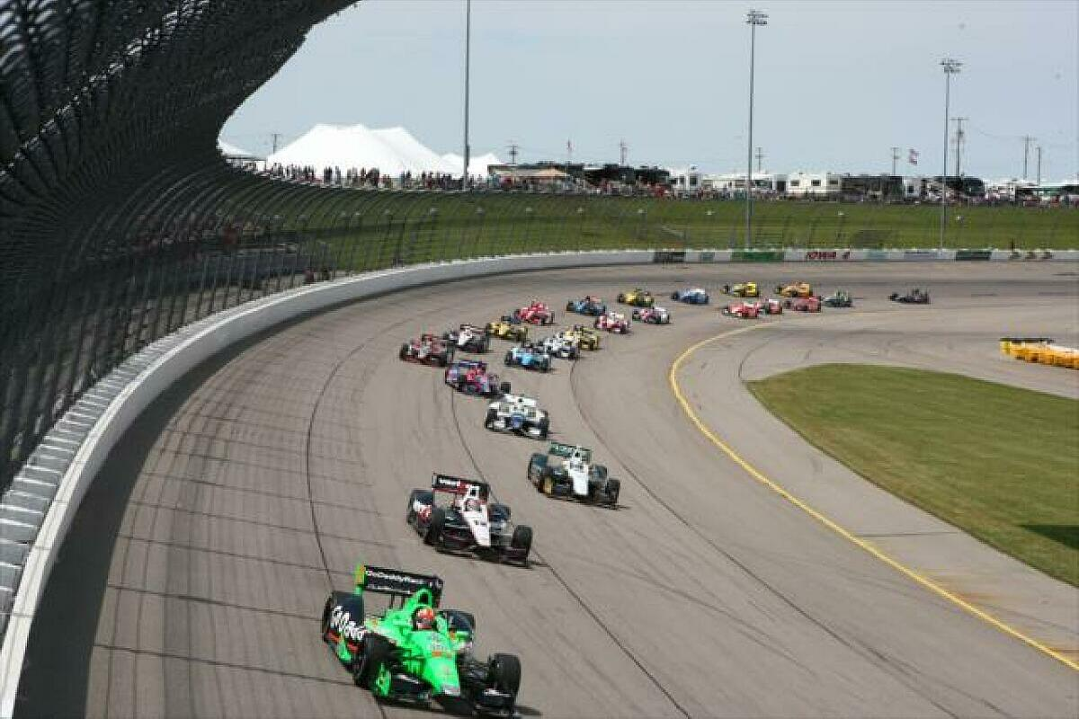 Die IndyCar feiert in am Pocono-Raceway ein Comeback, Foto: IndyCar
