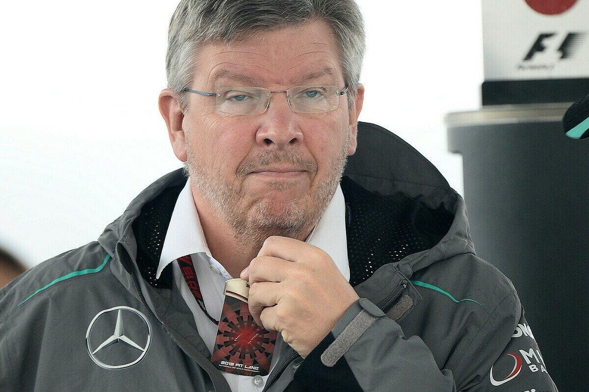 Bei Mercedes soll alles nach Plan laufen, Foto: Sutton