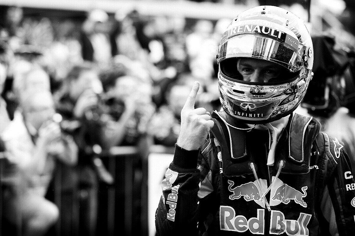Sebastian Vettel bot seinen Fans 2013 wieder eine Gala-Vorstellung, Foto: Sutton