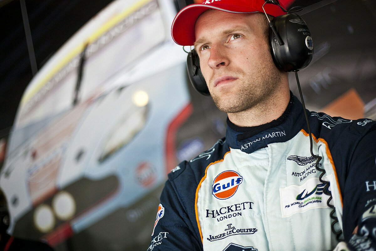 Stefan Mücke startet beim 24-Stunden-Rennen in Dubai, Foto: DPPI