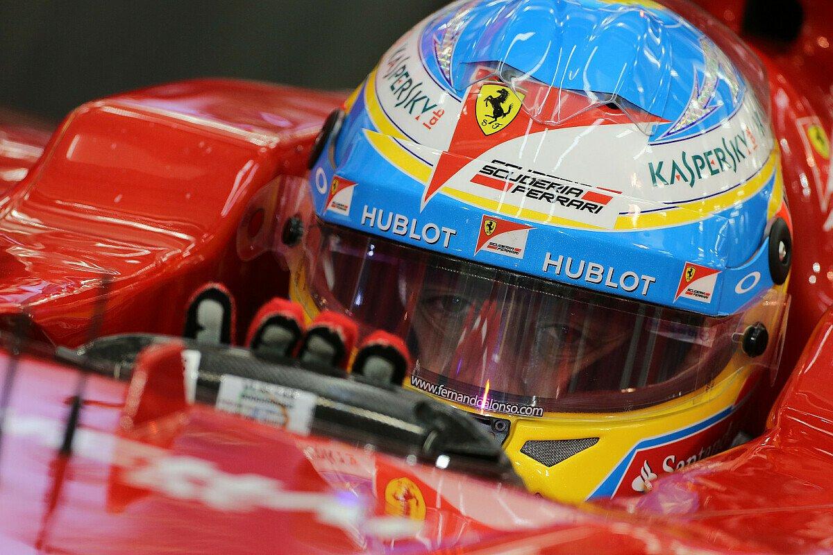 Fernando Alonso hatte sich von Ferrari mehr erhofft, Foto: Sutton