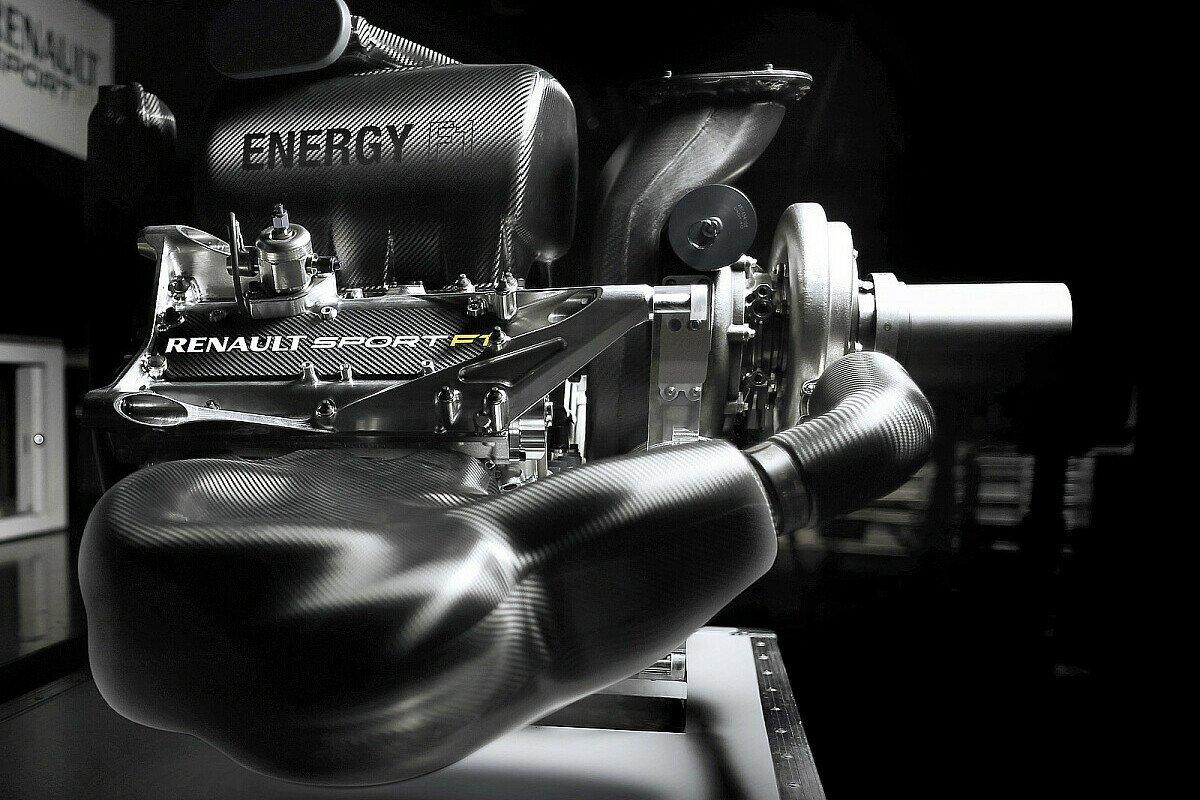 Wie sieht der Formel-1-Motor der Zukunft aus? Renault Motorenchef Remi Taffin erklärt es Motorsport-Magazin.com, Foto: Renault Sport F1