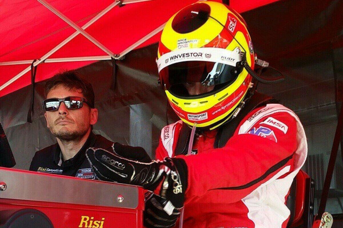 Pierre Kaffer würde in Austin gern den Heimsieg für sein Team einfahren, Foto: Risi Competizione