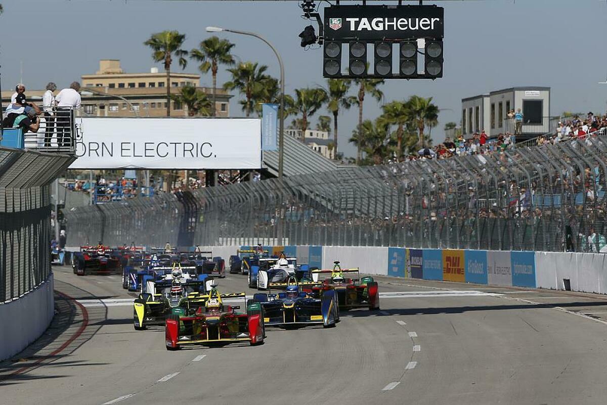 Die Formel E erfreut sich großer Beliebtheit, Foto: Formel E