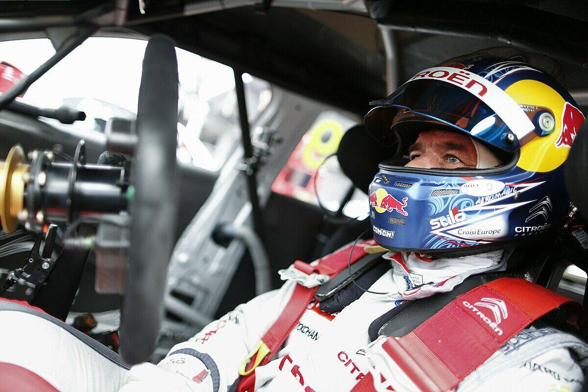 Loeb kann sich vorstellen, als Privatfahrer in der WTCC zu bleiben, Foto: WTCC