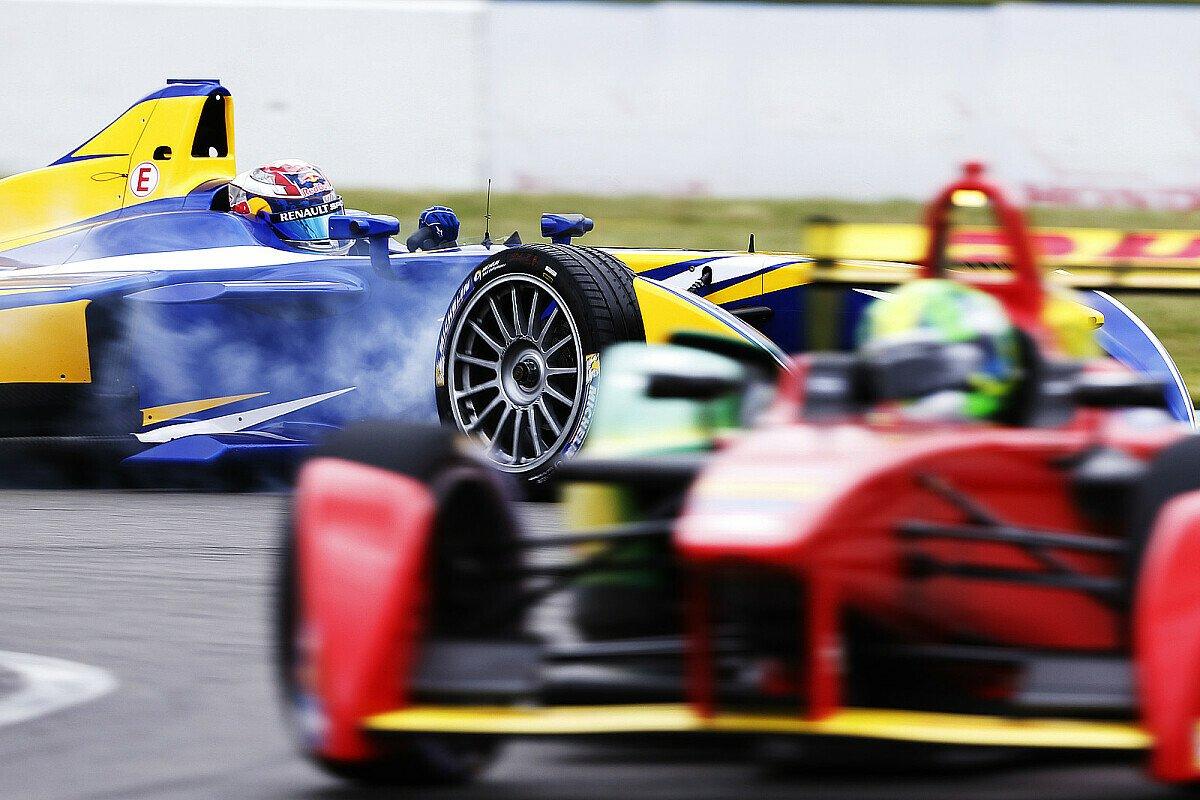Lucas di Grassi und Sebastien Buemi haben gleich viele Punkte vor dem letzten lauf der Formel E, Foto: Formel E