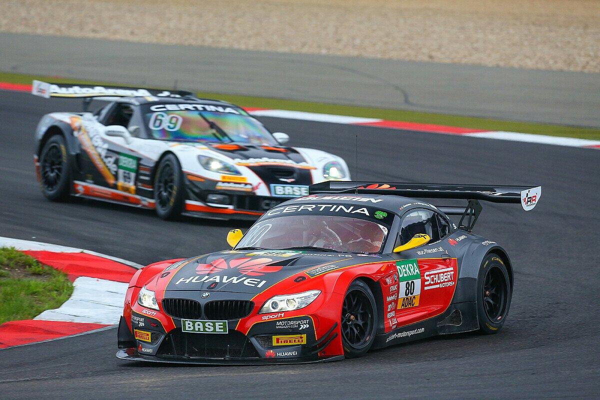 Alles möglich: Der enge Sachsenring sollte dem BMW Z4 GT3 liegen, Foto: ADAC GT Masters