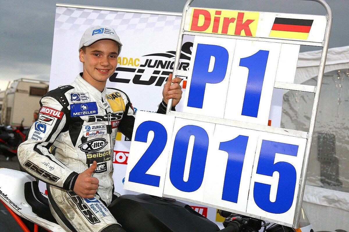 Dirk Geiger wird 2016 in der IDM für Kiefer Racing Gas geben, Foto: ADAC/Schneider