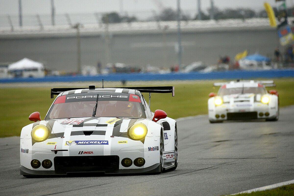 Porsche testete den neuen 911 RSR sowie den 911 GT3 R auf Herz und Nieren, Foto: Porsche