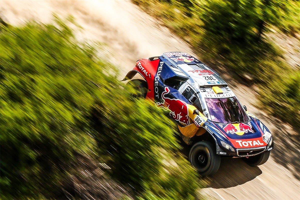 Stephane Peterhansel ist zum zwölften Mal Sieger der Rallye Dakar, Foto: ASO/DPPI