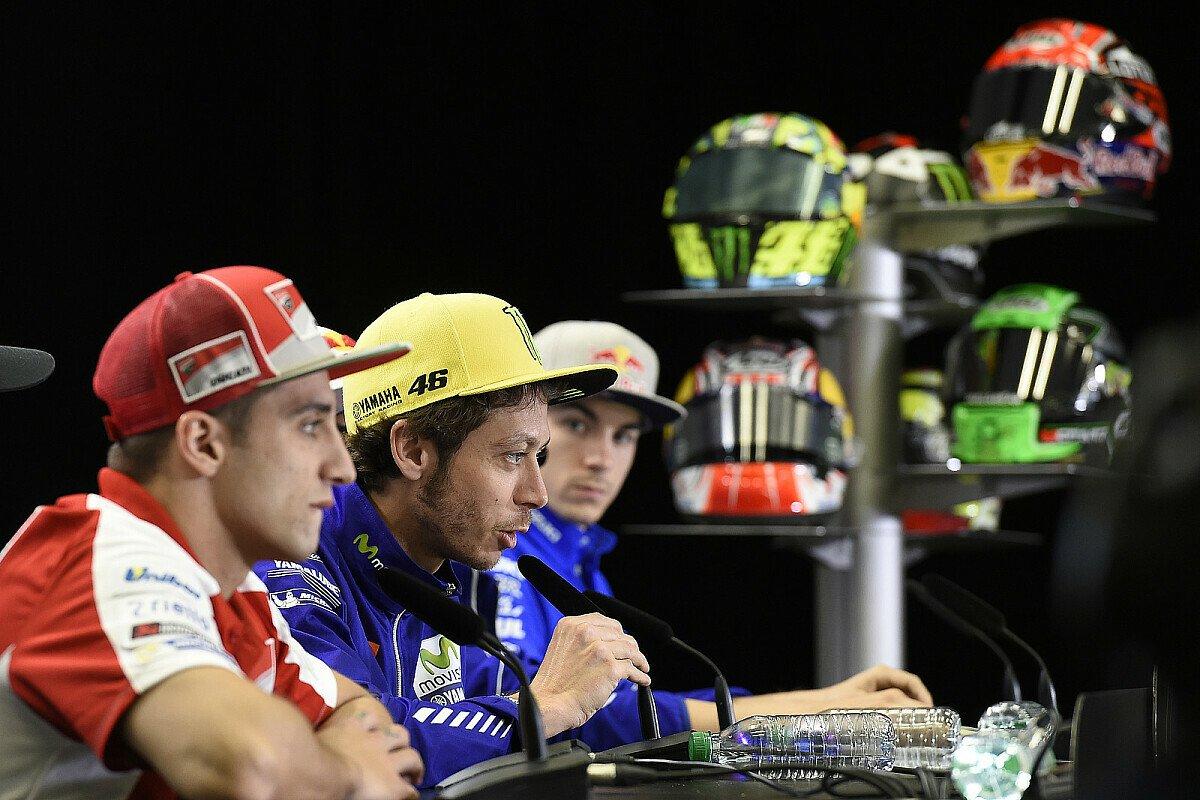 Vinales und Iannone - zwei mögliche Teamkollegen für Rossi 2017, Foto: Milagro