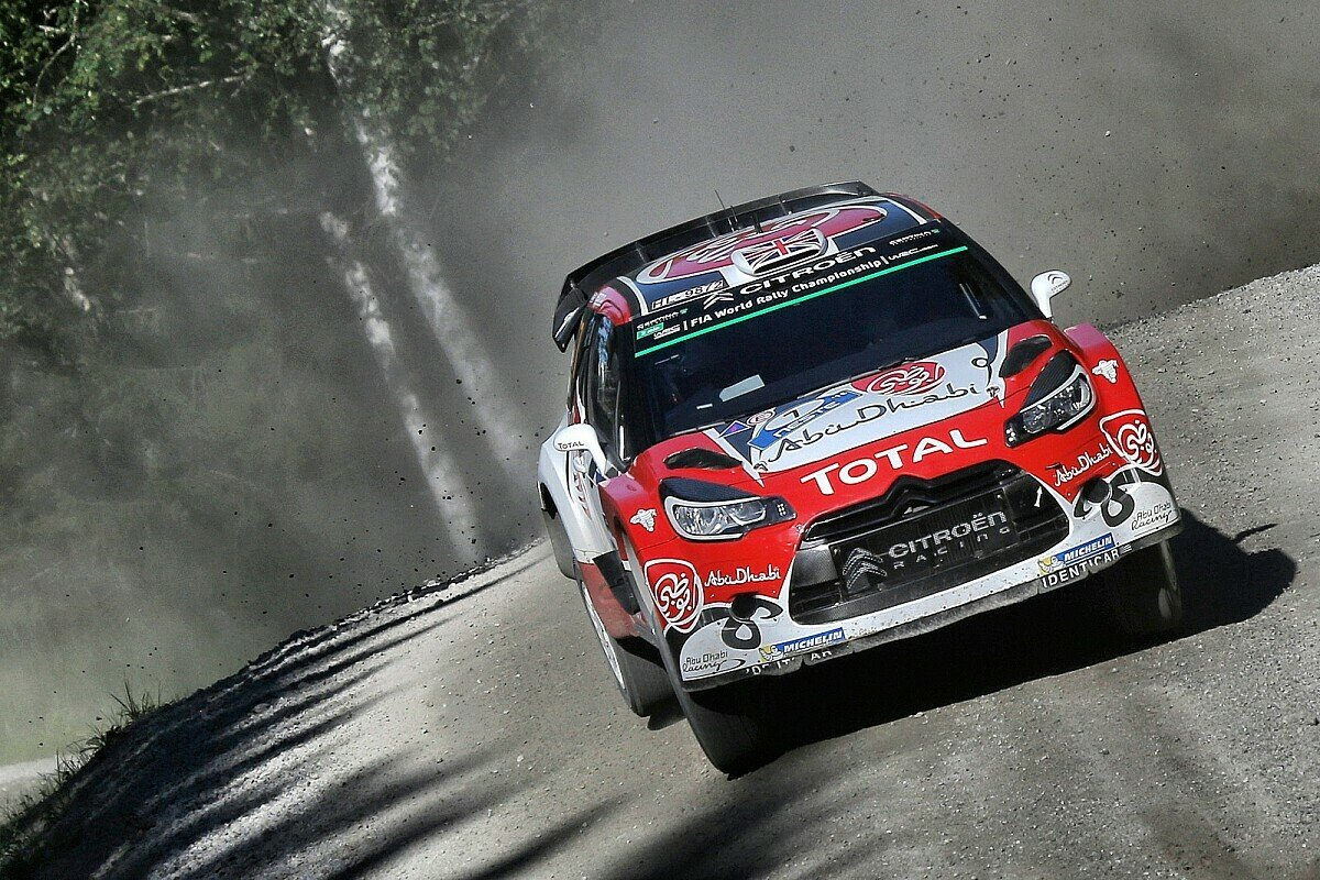 Die Rallye Finnland ist die schnellste im Kalender, Foto: Sutton