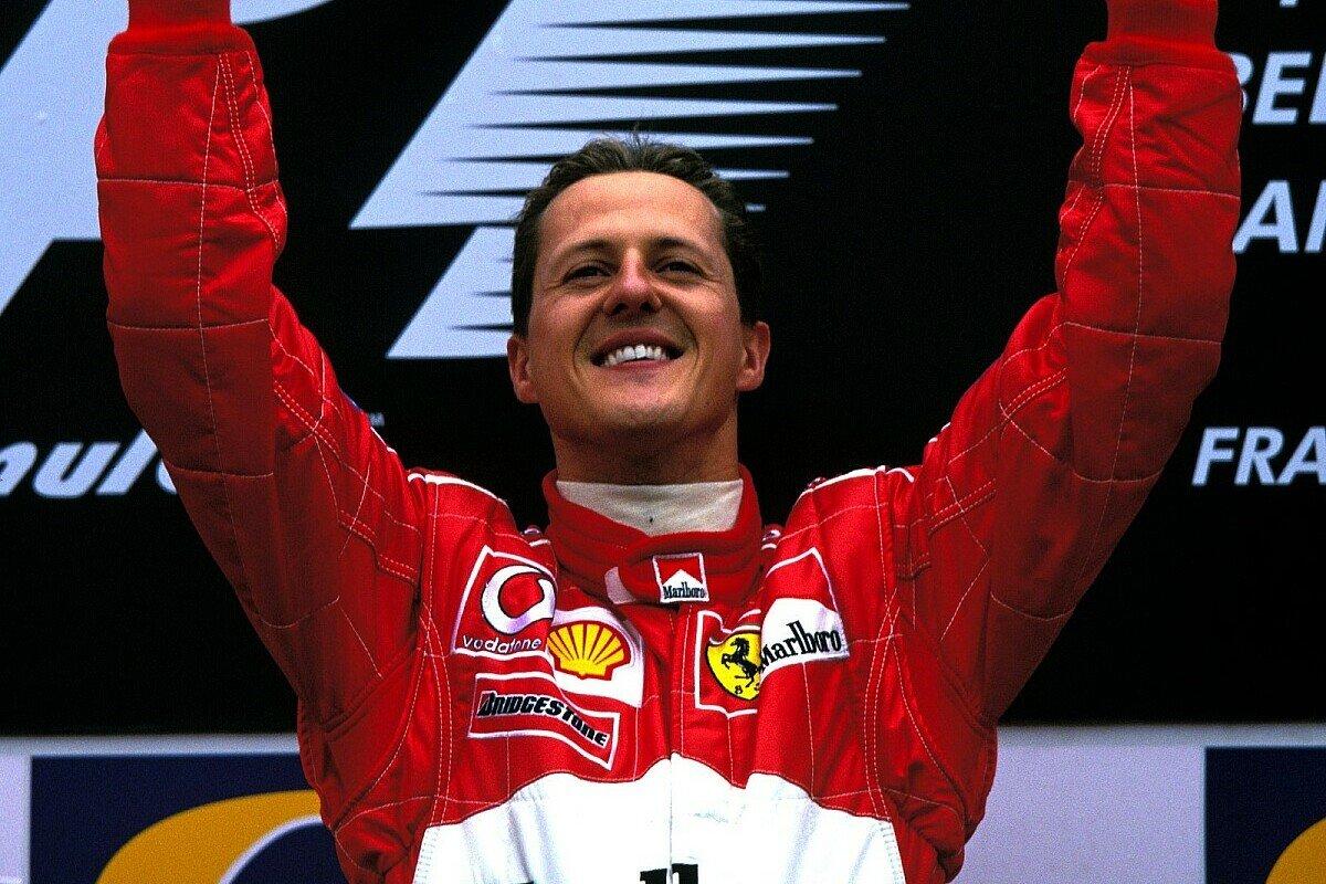 Michael Schumachers Karriere war von einigen besonderen Momenten geprägt, Foto: Sutton